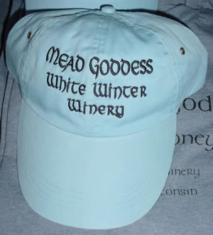 mead goddess hat