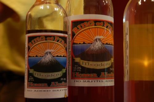 ring of fire mead