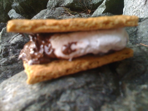 rocky s'more
