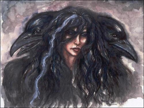 morrigan crow