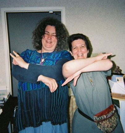 Starhawk and Me