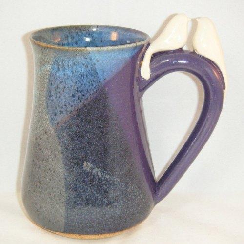 turtle dove mug