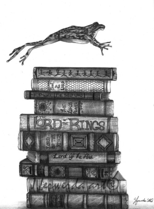 lord books leaping
