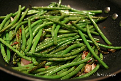green beans14
