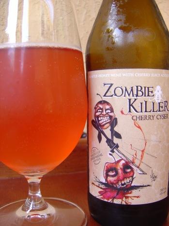 B Nektar Zombie Killer Cherry Cyser