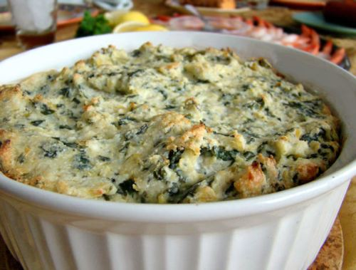 Spinach Artichoke Dip from Gigi